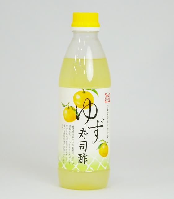 ゆず寿司酢 500ml
